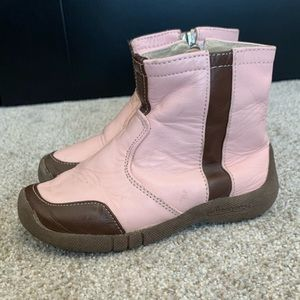 Eleven ( by see Kai run ) leather boots size 10